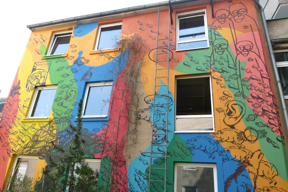 2013 Atelier Farbfieber, Fürstenwall 210