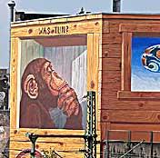 Was tun?, Ackerstraße 4, Klaus Klinger, 2008