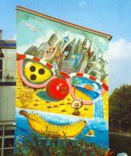 Düsseldorf, Hulda Pankok Gesamtschule Brinkmannstr. 16, Klaus Klinger, 1998