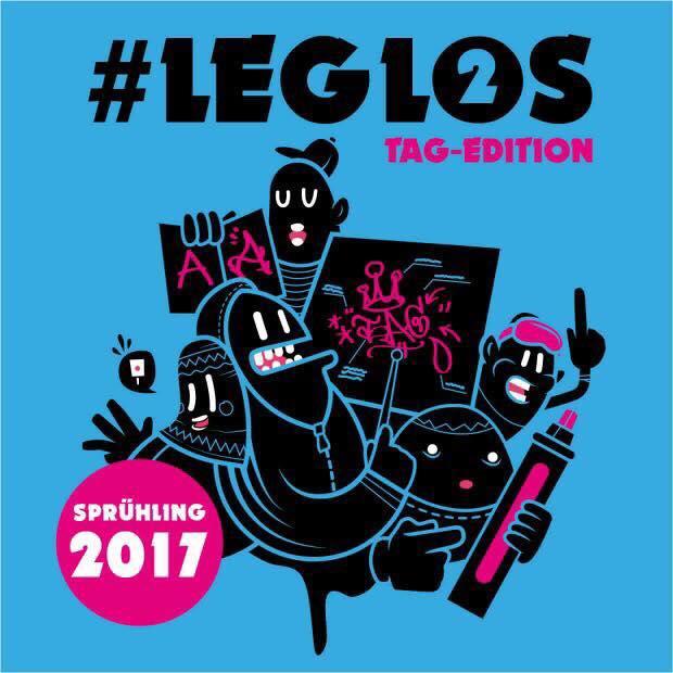 LEGLOS Tag Edition